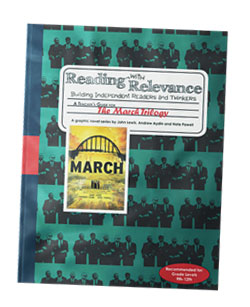 Teacher's Guide for March Trilogy